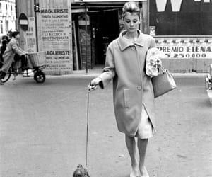 audrey hepburn, dog, and style image