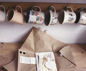 cup, Letter, and mug image