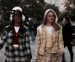 Clueless, fashion, and friendship image