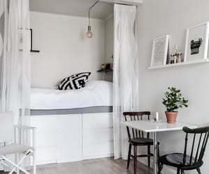 bedroom, room, and inspo image