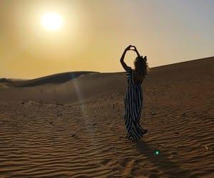 beautiful, Dubai, and fashion image