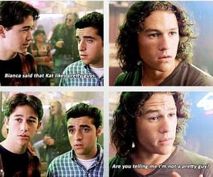 10 things i hate about you, 90s, and classic image