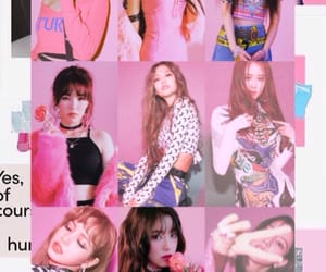 aesthetic, rose, and jennie image