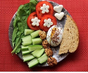breakfast, delicious, and fit image