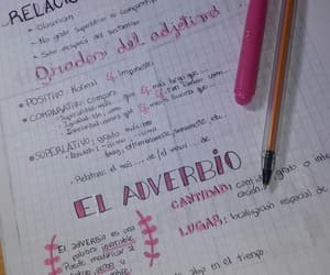 lindo, notebook, and school image