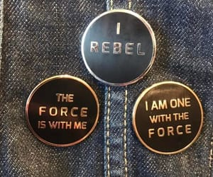 badges, black, and nerd image
