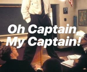 book, captain, and class image