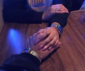 couple, goals, and nails image
