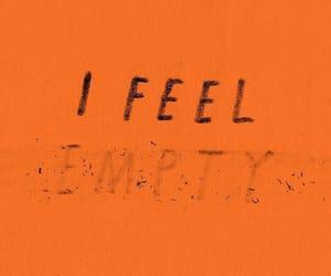 aesthetic, orange, and me too image