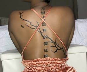 tattoo, Tatts, and back tattoos image