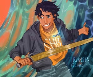 jackson, percy, and percy jackson image