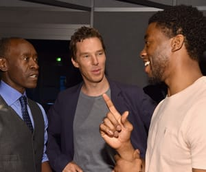 Avengers, Don Cheadle, and Marvel image