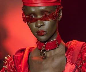 fashion, loveable, and red image