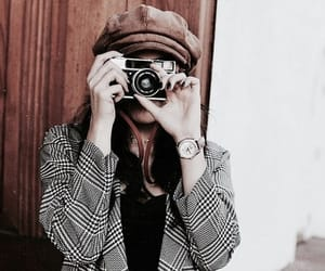 camera, fashion, and girl image
