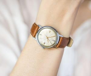 etsy, anniversary gift, and minimalist watch her image