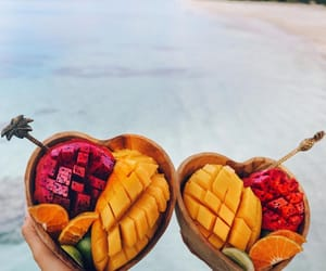 FRUiTS, healthy, and sea image