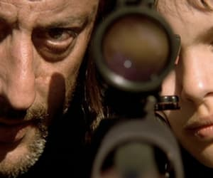 leon, mathilda, and leon the professional image