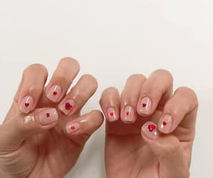 aesthetic, manicure, and nails image