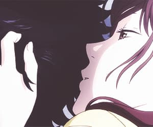 anime, love, and ao haru ride image
