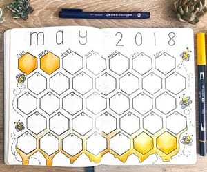 journal, may, and planner image
