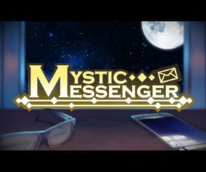 opening, video, and mystic messenger image