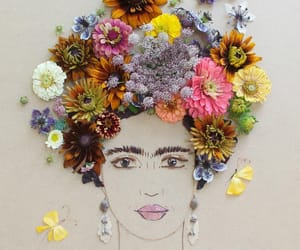 art, crafts, and flowers image