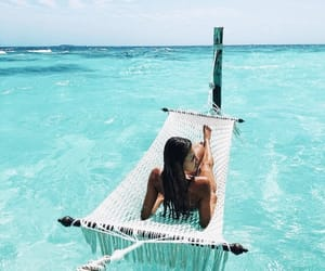 blue, relax, and summer image