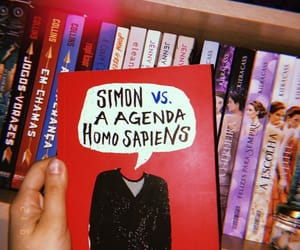 love simon and jacques. aesthetic image