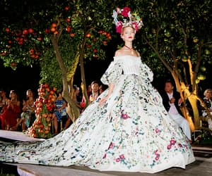 catwalk, Dolce & Gabbana, and D&G image