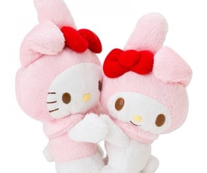 cute, aesthetic, and hello kitty image