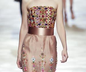 fashion, runway, and blumarine image