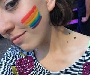 lesbian, pride, and lgbti image