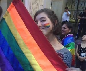 pride, lgbti, and love image