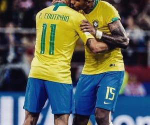 philipe coutinho, brasil, and brazil image
