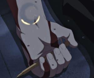 anime, gif, and mahou shojo site image
