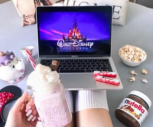 chocolate, delicious, and disney image