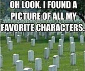 anime, funny, and joke image