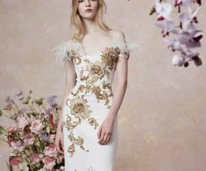 fashion, Marchesa, and instagram image