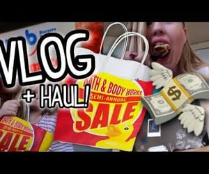 nina, youtube, and haul image