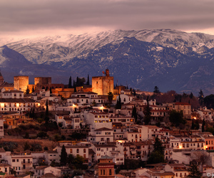 house, Alhambra, and Granada image