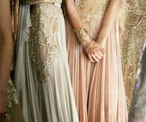 fashion, dress, and Couture image