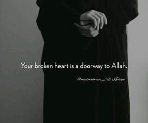 allah, follow, and forever image