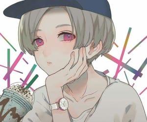 anime, boy, and lindo image