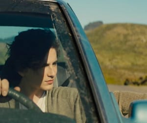timothee chalamet, beautiful boy, and movie image
