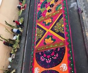 honduras, semana santa, and alfombras image