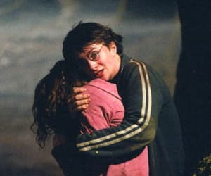 harry potter, hermione granger, and harry and hermione image