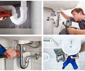 water heater service, hot water systems, and hot water repairs image