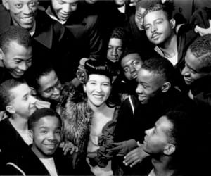 1940s, 40s, and black history month image