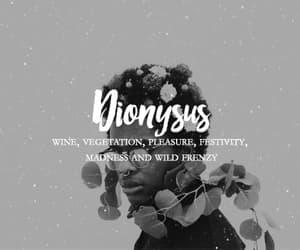 dionysus, edit, and fantasy image