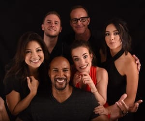 agents of shield and agents os shield cast image